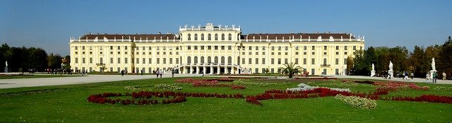 palác ve Vídni