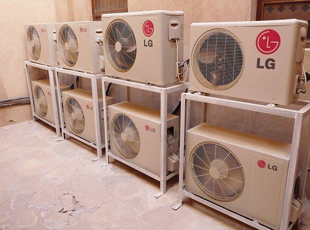 vzduchotechnika LG