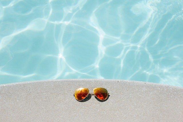 brýle k vodě
