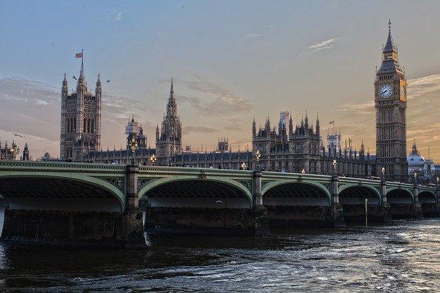 londýnský parlament